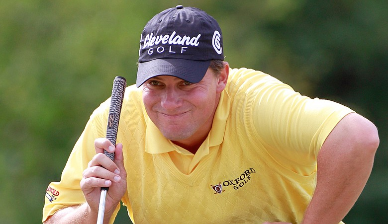 Roland Thatcher during the second round of the 2010 Children's Miracle Network Classic.