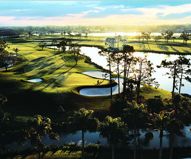 The Champions course at PGA National