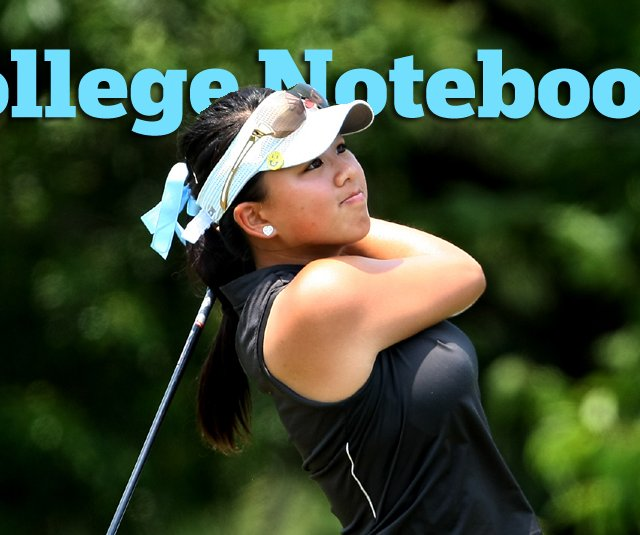 Stephanie Kono during the 2010 NCAA Championship.