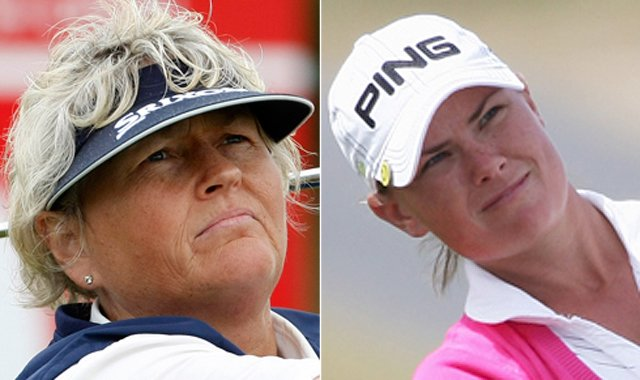 Laura Davies and Lee-Anne Pace each have five victories this season on the Ladies European Tour -- one of them will win the Order of Merit.