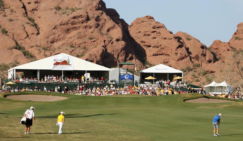 Papago Golf Course Tour