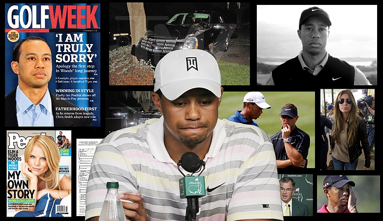 Golfweek takes a look back at what turned out to be a tumultuous 2010 for Tiger Woods.