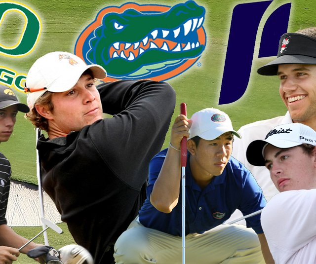 Golfweek recaps the ten biggest stories from the fall of the 2010-11 men&#39;s golf season.