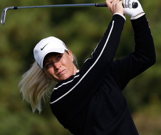 Suzann Pettersen