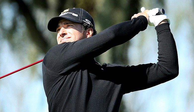 Brett Waldman during the final stage of PGA Tour Q-School.