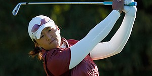 Yang builds 3-shot LPGA lead in Orlando