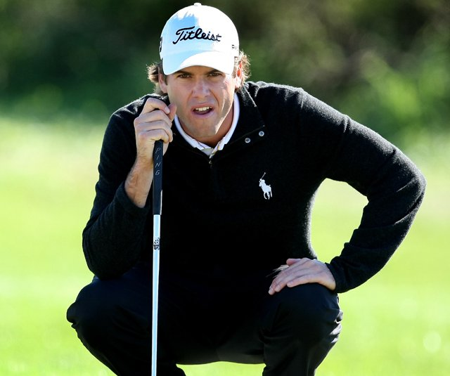 Ben Martin during Round 3 of PGA Tour Qualifying School at Orange County National in Winter Haven, Fla.