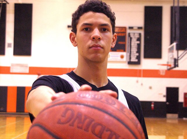 All-American Winter Park Wildcat forward Austin Rivers.