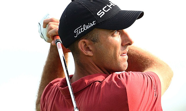 Geoff Ogilvy claimed his second Australian Open title Dec. 5, 2010.