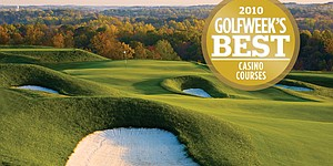2010 Golfweek's Best Casino Courses