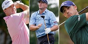 Stricker, Garrigus, Byrd share Kapalua lead