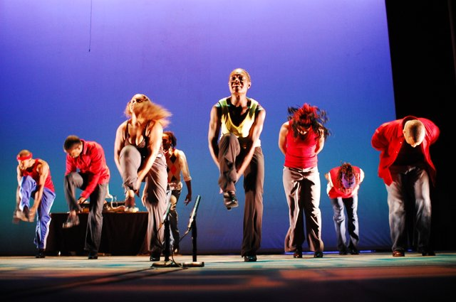 The professional dance company Step Afrika! will perform Thursday, Jan. 13 at 6:30 p.m. at the Rollins sports complex. The history of stepping is traced from regional African beginnings through modern times. Visit www.stepafrika.org