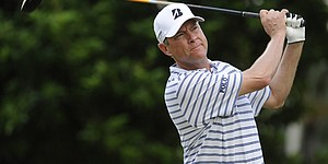 Love begins new era with Bridgestone Golf