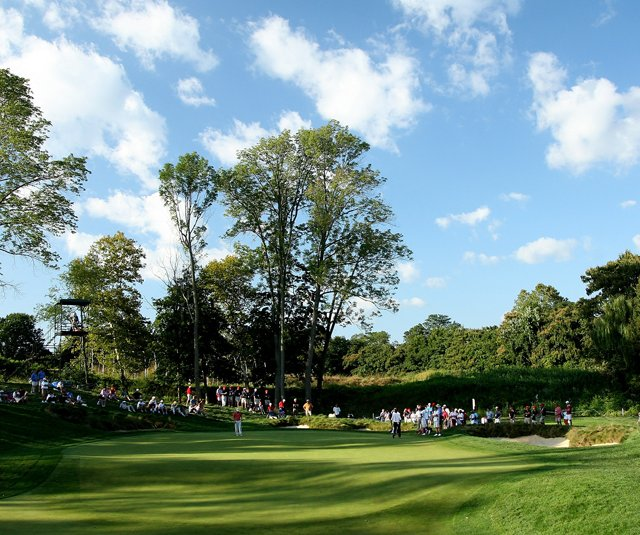 Merion during the 2009 Walker Cup.