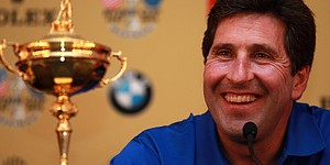 Olazabal a 'unanimous' choice to lead Euros