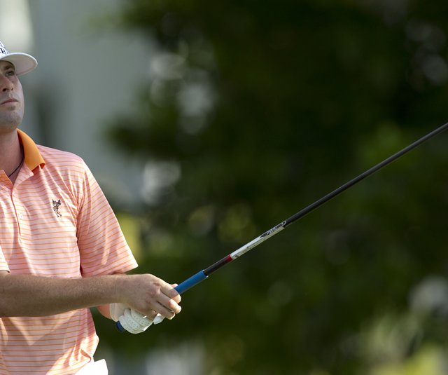 Nate Smith during the 2011 Sony Open. 