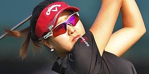 Shin, Song tied for Women's Aussie Open lead