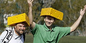 5 Things: Super cheesy