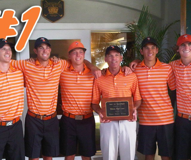 Oklahoma State won the Ameri Ari Invitational last week, claiming the top spot in the Golfweek/Sagarin College Rankings.