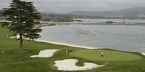 Rookie diary: A homecoming at Pebble Beach