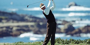 After 25 years, Faxon reflects on Pebble Beach