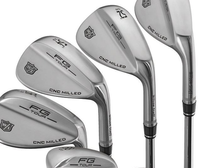 Wilson Golf&#39;s FG Tour wedges