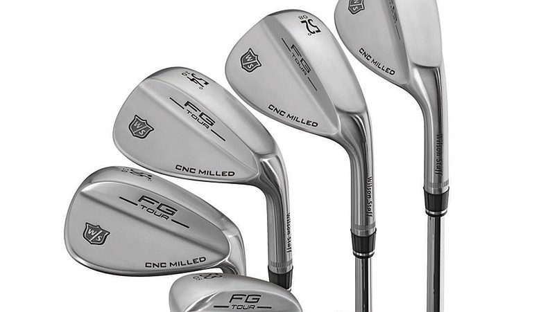 Wilson Golf's FG Tour wedges