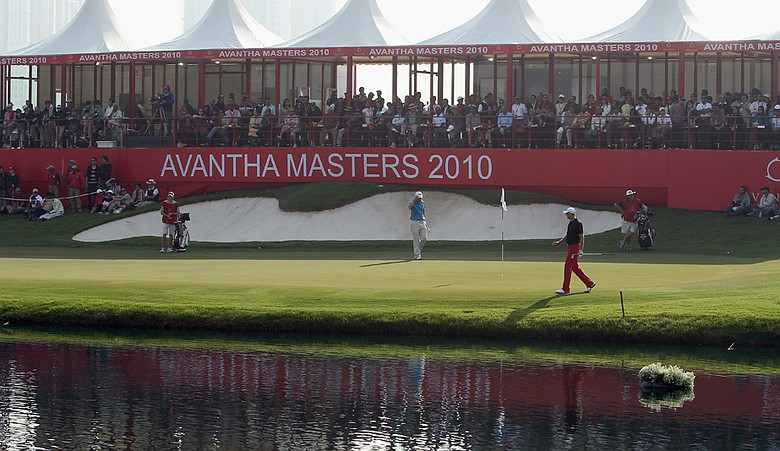 The 2010 Avantha Masters