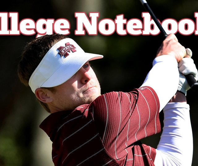 John Darden of Mississippi State University during the final round of the SunTrust Gator Invitational on the Mark Bostick Golf Course.