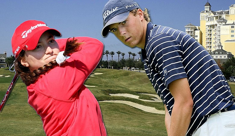 Victoria Tanco and Jordan Spieth highlight their respective fields at the AJGA's season-opening invitationals.