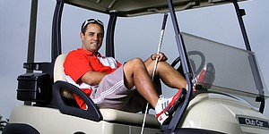 NASCAR star Montoya's second love? The links