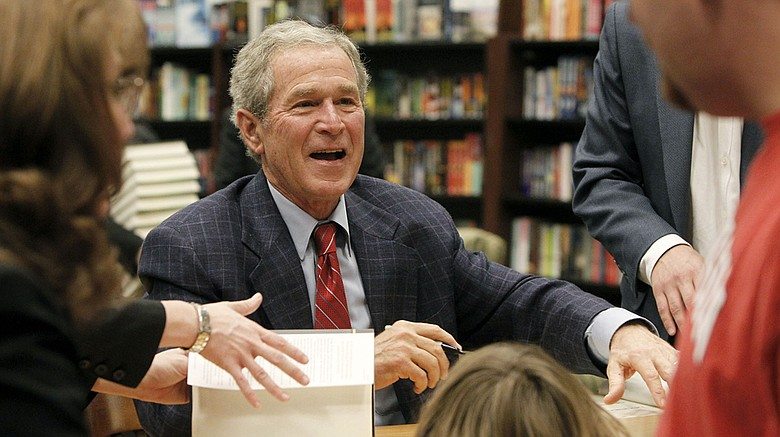 Former President George W. Bush is following after his father again, this time as the honorary chair of The First Tee program.