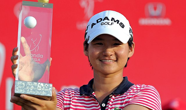 Yani Tseng won the season-opening LPGA Thailand.