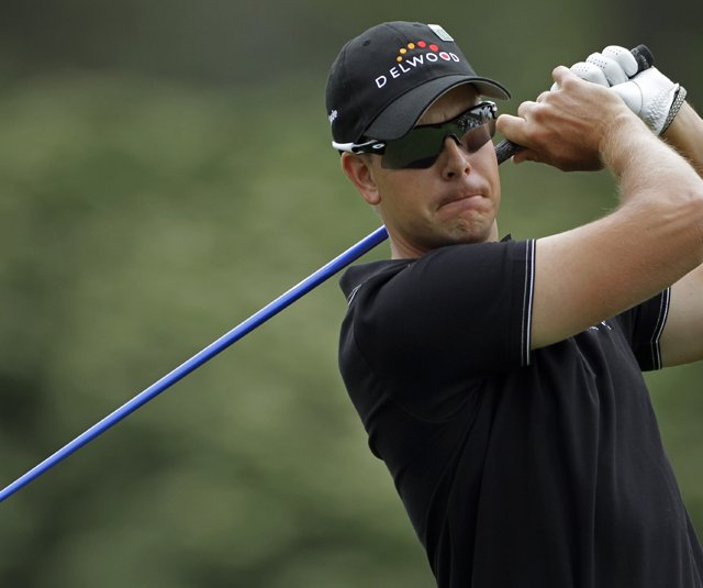Henrik Stenson