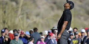 Rude: When will we see Tiger again?