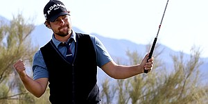 Moore takes down Watney at WGC Match Play