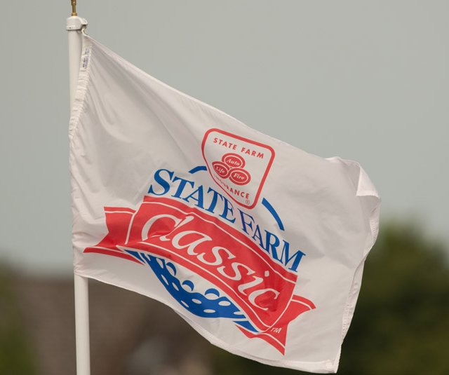 The LPGA will no longer visit Springfield, Ill., after State Farm pulled out as the title sponsor in February 2011.