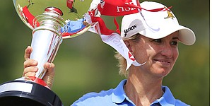 Webb wins in Singapore for 37th LPGA title