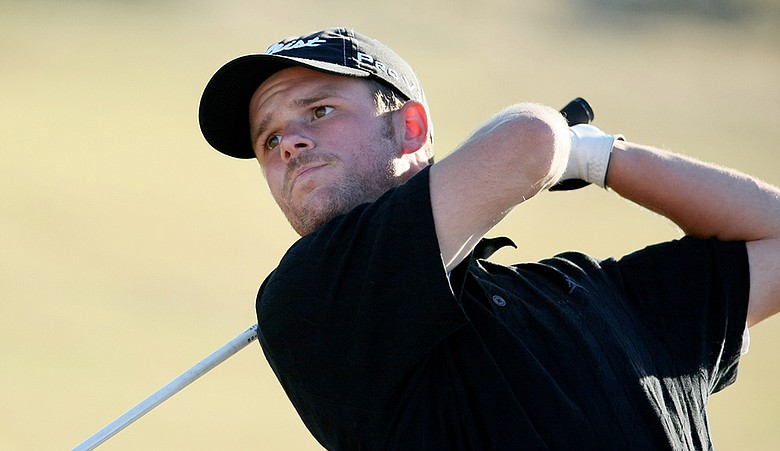 Pacific's T.J. Bordeaux during the 2010 U.S. Amateur.