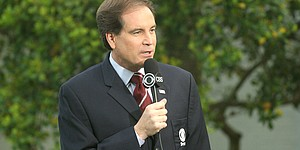 Nantz remembers CBS colleague Chirkinian