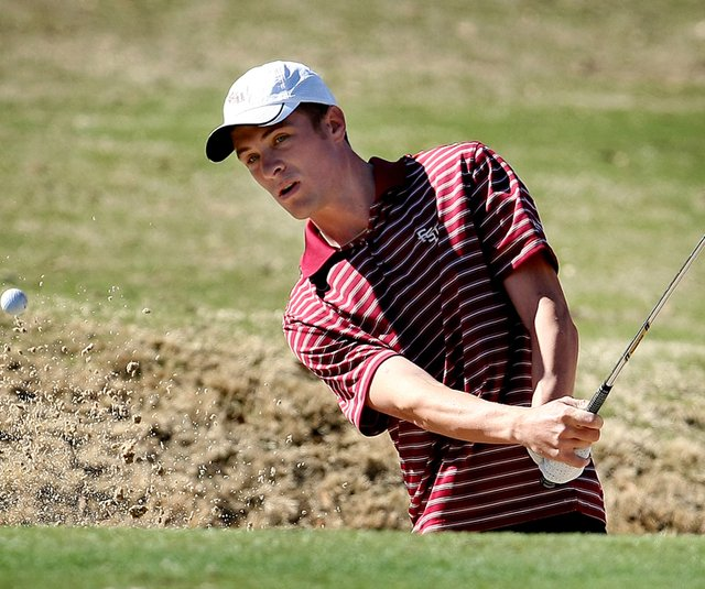Florida State senior Drew Kittleson during the 2011 SunTrust Gator Invitational