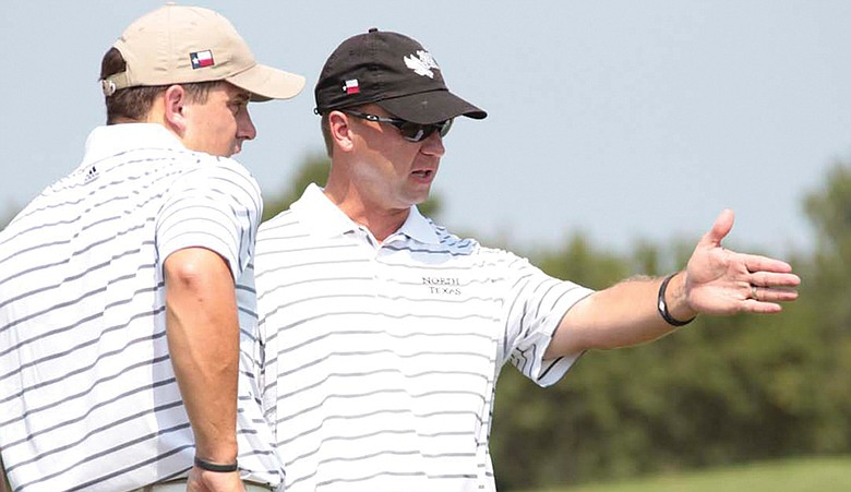 Head coach Brad Stracke has led North Texsa back into the top 30.