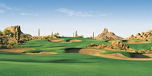 Scottsdale combines lavish living with priceless golf