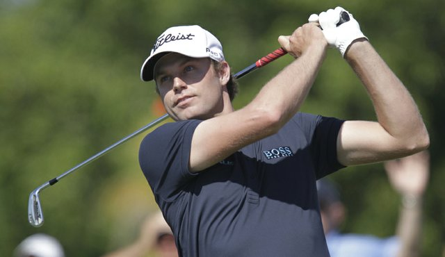 Nick Watney during the WGC-Cadillac Championship.