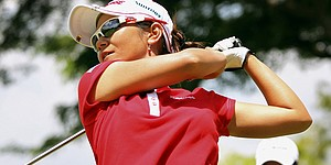 Miyazato, Lindberg lead Canadian Women's Open