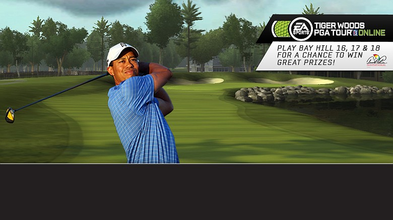The Tiger Woods Online Challenge, where you can play the course the players play for free.