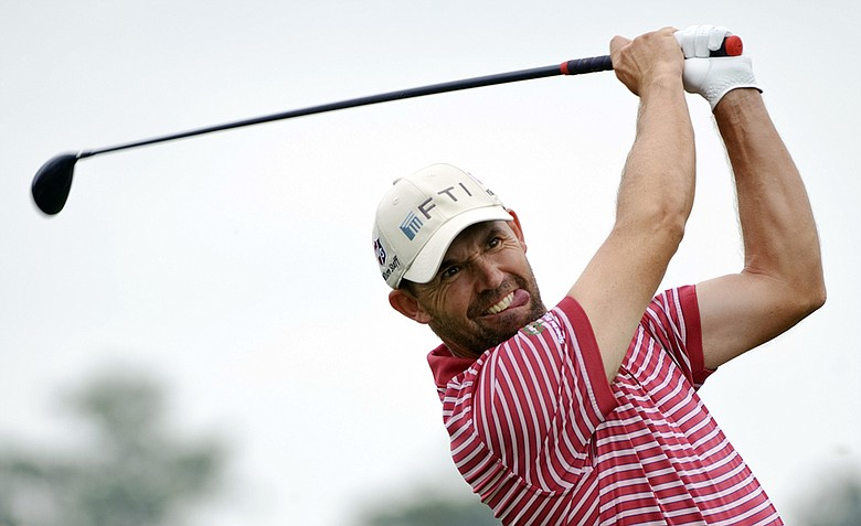 Padraig Harrington at the 2011 Shell Houston Open