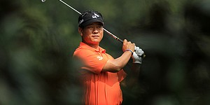 Choi's equipment changes paying off at Augusta