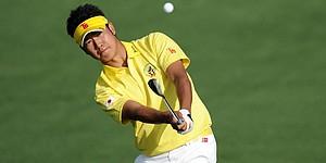 Asian Am champ Matsuyama wins on Japan Tour