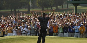 5 Things: The keys to Schwartzel's Masters title
